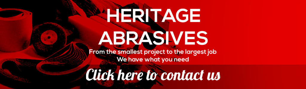 Heritage Abrasives Contact