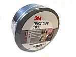 3M 1900 Silver Cloth Duct Tape 50mm x 50m