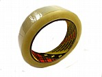 3M Clear Box Sealing Tape 25mm x 66m