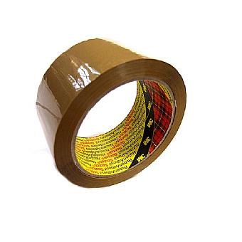 3M Brown Box Sealing Tape 48mm x 66m