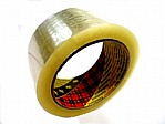 3M Clear Box Sealing Tape 48mm x 66m