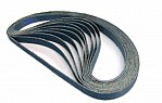10 Dynabrade Belts 13mm x 610mm Zirconium