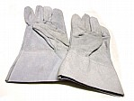 GLOVES - BEIGE LEATHER (Perfect for Polishing)
