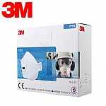 3M 9322+ AURA VALVED DUST MASK RESPIRATOR FFP2 (PACK OF 10)