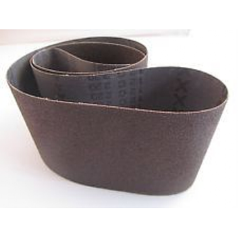 150mm x 1090mm Aluminium Oxide Belt (choice of pack qty's & grits)