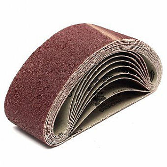 50mm x 686mm Aluminium Oxide Belt (Pack of 5 or 10 belts)