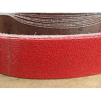 60mm x 400mm Ceramic Abrasive Belt (Choice Of Grits & Pack Qty's)