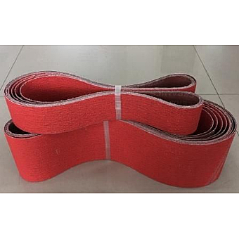 50mm x 3500mm Ceramic Abrasive Belt (Choice of Pack Qty's & Grits)