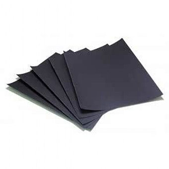 EMERY SHEETS 230mm x 280mm (choice of pack qty's & grits)