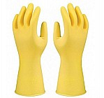 GLOVES - YELLOW MARIGOLD HOUSEHOLD (Pack of 12)