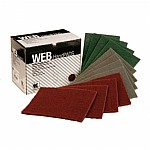 Indasa Nylon Web Hand Pads 150mm x 230mm(Choice of Grades & Pack Qty)