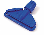 Plastic Kentucky Mop Holder (Blue)