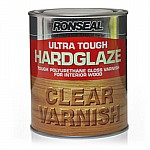 5 litre RONSEAL HARDGLAZE CLEAR GLOSS VARNISH