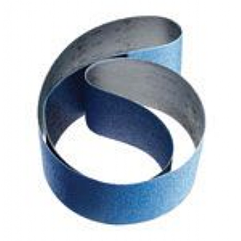 100mm x 2740mm Zirconia Abrasive Belt (choice of pack qty's & grits)