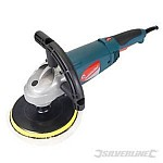 180mm SILVERSTORM SANDER POLISHER 1500W